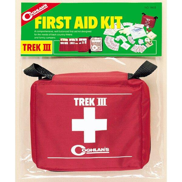 Trek III First Aid Kit by Coghlans