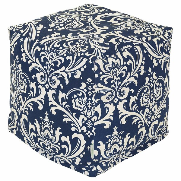 Henry Cube Ottoman By Highland Dunes