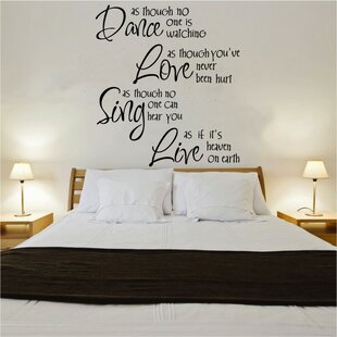 Wall Stickers Wayfaircouk - Wall stickers for bedrooms interior design