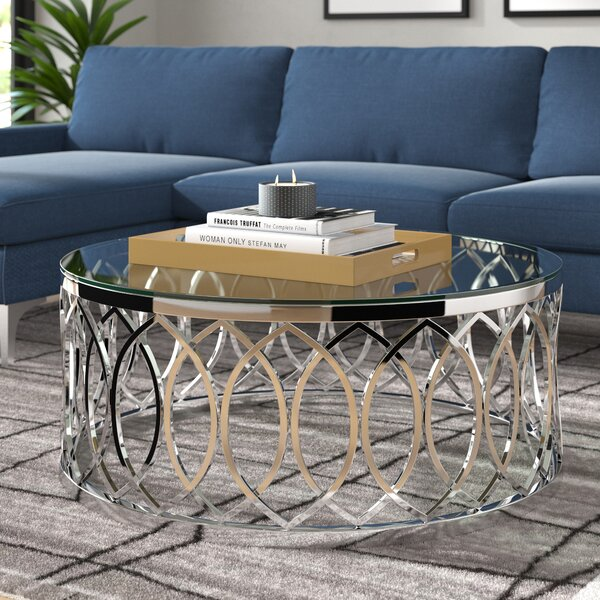 Review April Frame Coffee Table