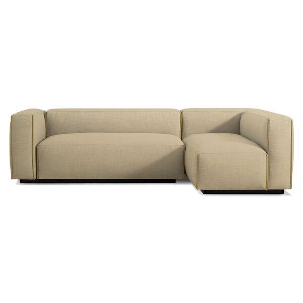 Modern & Contemporary Small Sectional Sofas | AllModern