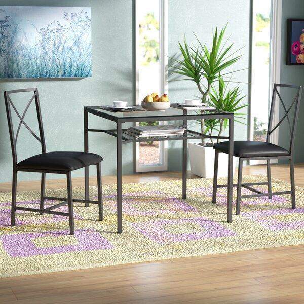 Berryhill 3 Piece Dining Set by Zipcode Design