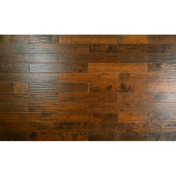 Pioneer 5 Engineered Birch Hardwood Flooring in Tomahawk by Forest Valley Flooring