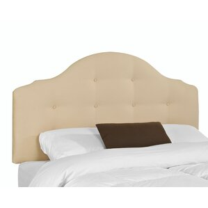 Donegal Upholstered Panel Headboard by Klaussner Furniture
