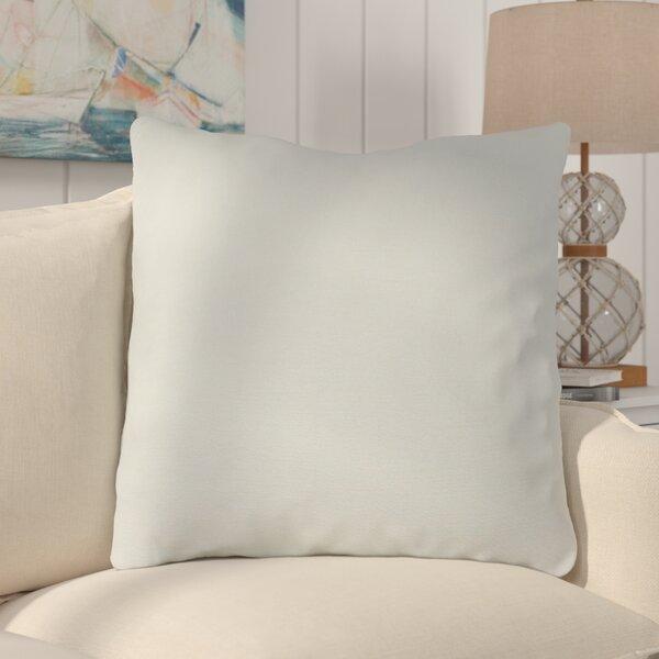 Edwards Indoor/ Outdoor Sunbrella Floor Pillow by Rosecliff Heights