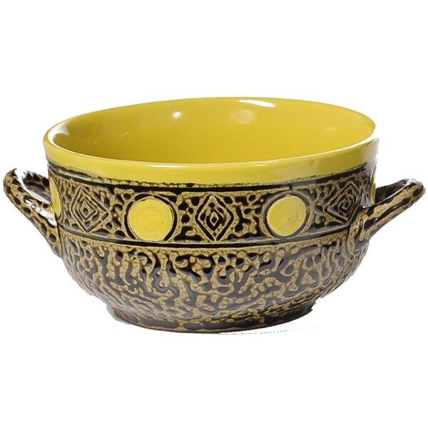 15 oz. Leelee Soup Bowl (Set of 4) by Bloomsbury Market