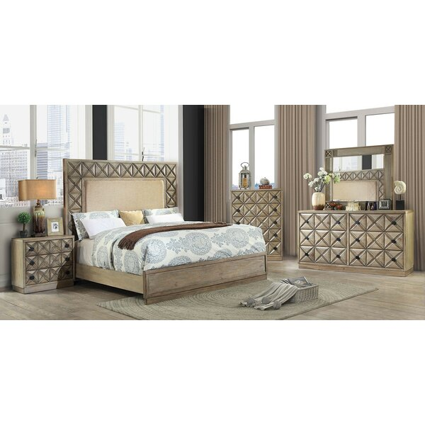 Marilynn Standard Configurable Bedroom Set by Bungalow Rose