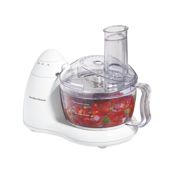 8 Cup Food Processor by Hamilton Beach