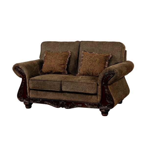 Lebo Transitional Loveseat by Astoria Grand