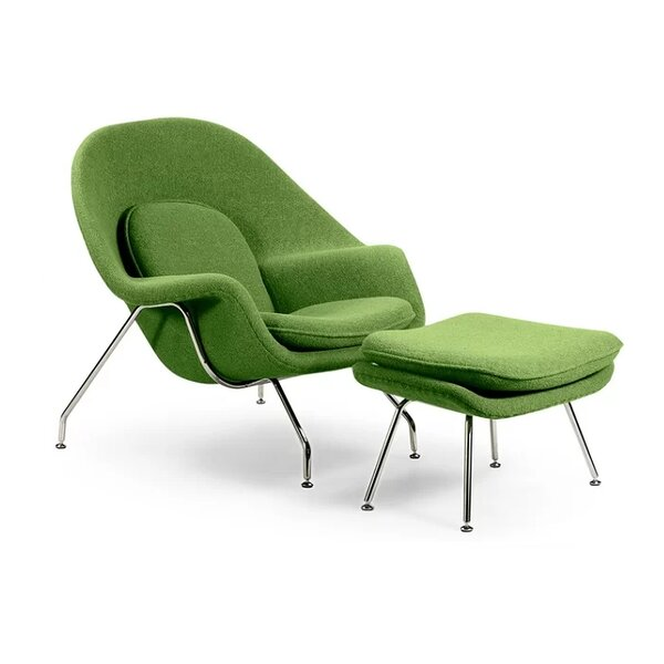 Pontiff Lounge Chair by Orren Ellis
