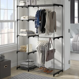 Best 45.5 W Closet System By Rebrilliant