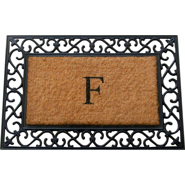 Tuffcor with Border Doormat by Geo Crafts, Inc