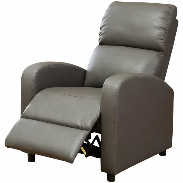 Hallett Manual Recliner by Winston Porter