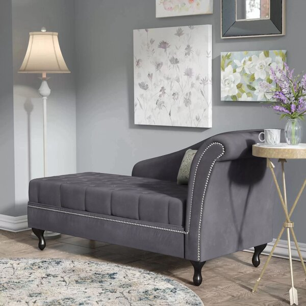 Hugo Chaise Lounge by Lark Manor