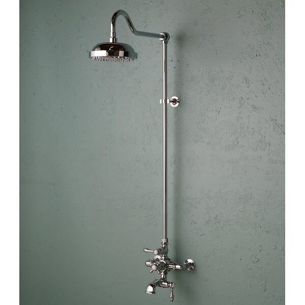 Thermostatic Complete Shower System By Strom Plumbing By Sign Of The Crab