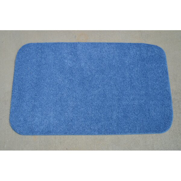Makenna Cobalt Area Rug by Latitude Run
