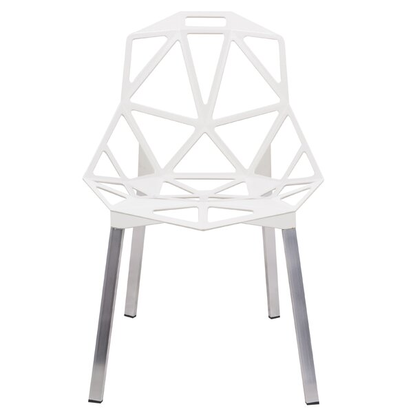 Melcher Modern Dining Chair by Ivy Bronx