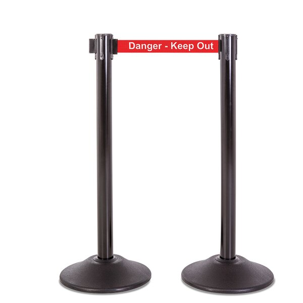 U2100 Series Steel Stanchion by US Weight