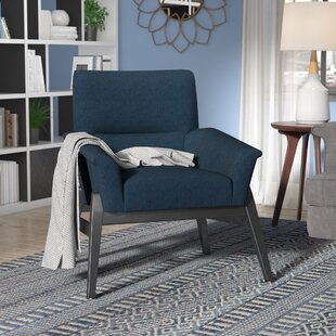 Kramer Fabric Armchair by Langley Street
