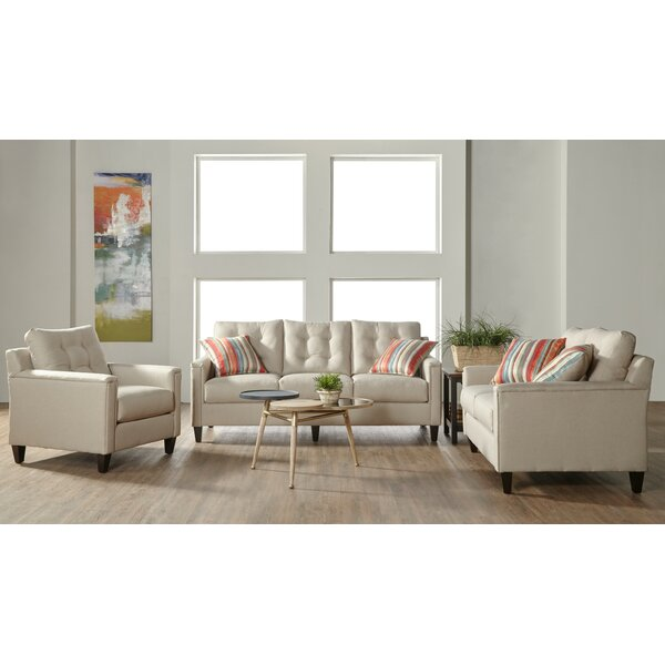 Longshore Configurable Living Room Set by Latitude Run