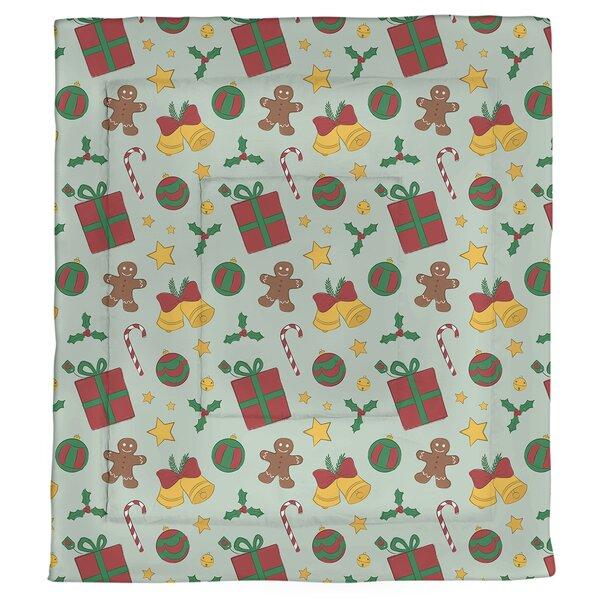 Christmas Single Comforter