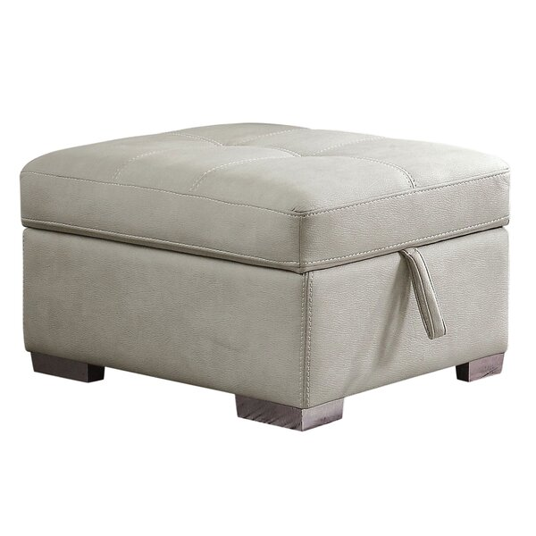 Myrie Storage Ottoman by Latitude Run