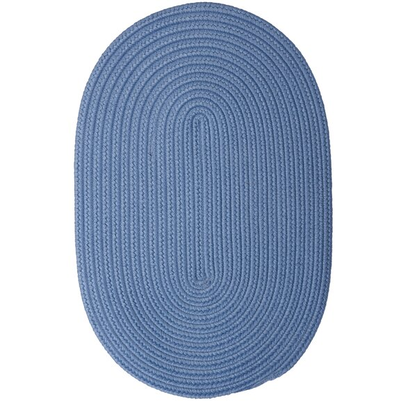 Mcintyre Blue Ice Outdoor Area Rug by Winston Porter