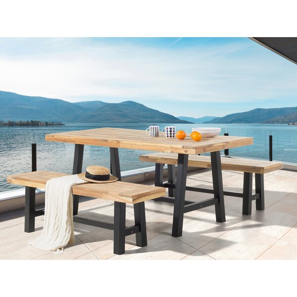 Scania 3 Piece Dining Set by Home Loft Concepts
