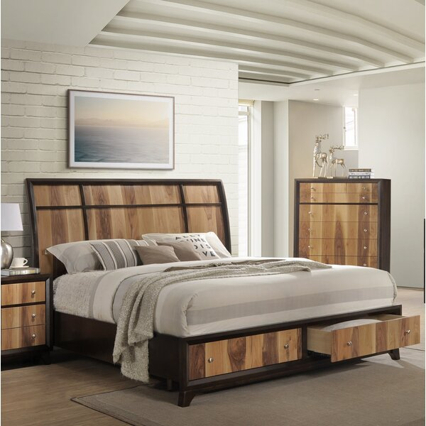 Drumack Storage Sleigh Bed by Brayden Studio