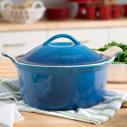 Heritage Covered Casserole by Le Creuset