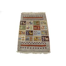 27.5/'/'x43/'/' Cotton Hand-Woven Indoor//Outdoor Area Rugs Details about  /Buffalo Plaid Check Rug