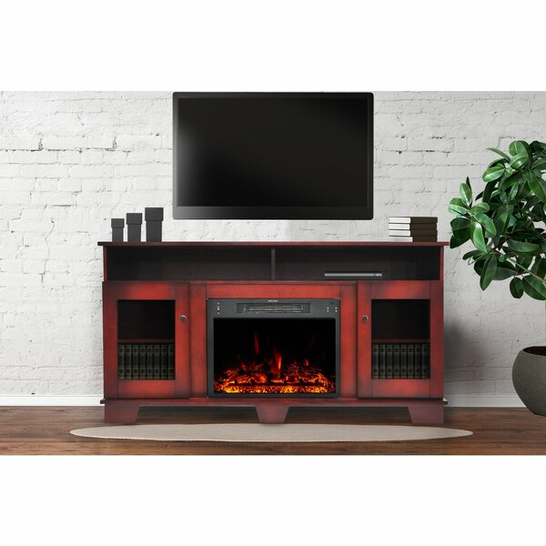 Review Savona TV Stand For TVs Up To 65