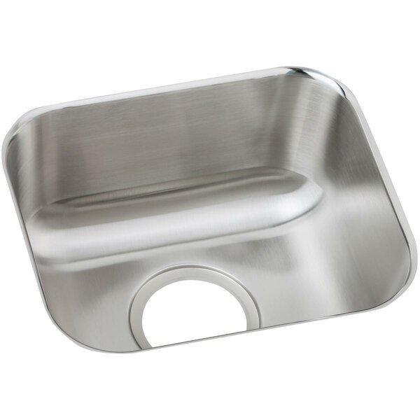 Dayton 15 x 13 Undermount Kitchen Sink by Elkay