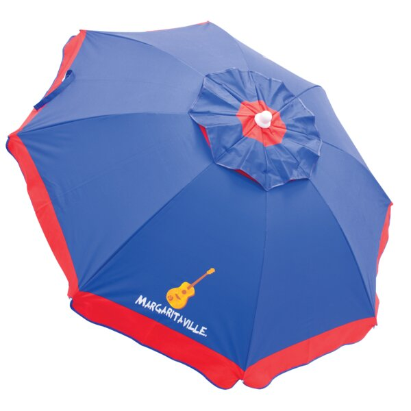 Margaritaville 6 Ft. Beach Umbrella By Rio Brands