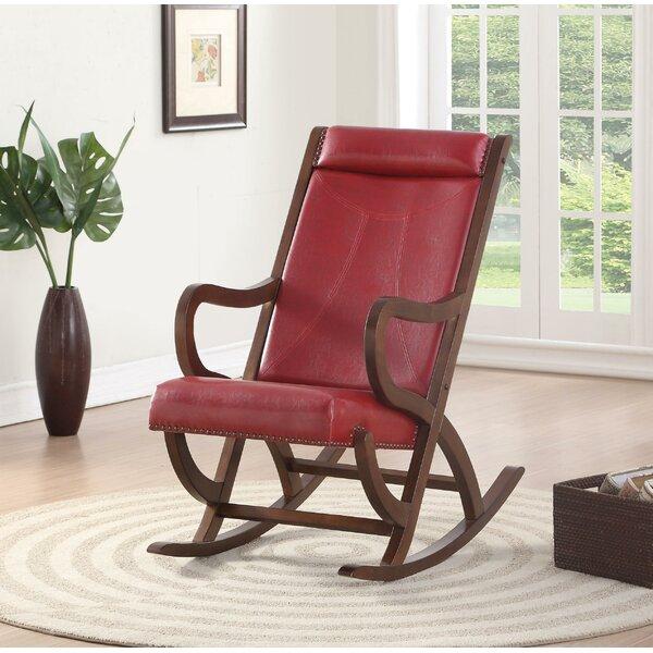 Jadon Rocking Chair By Loon Peak