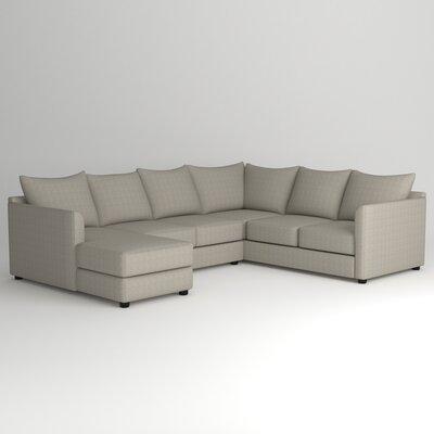 Strange Wayfair Custom Upholstery Alice Sectional Sectional Creativecarmelina Interior Chair Design Creativecarmelinacom