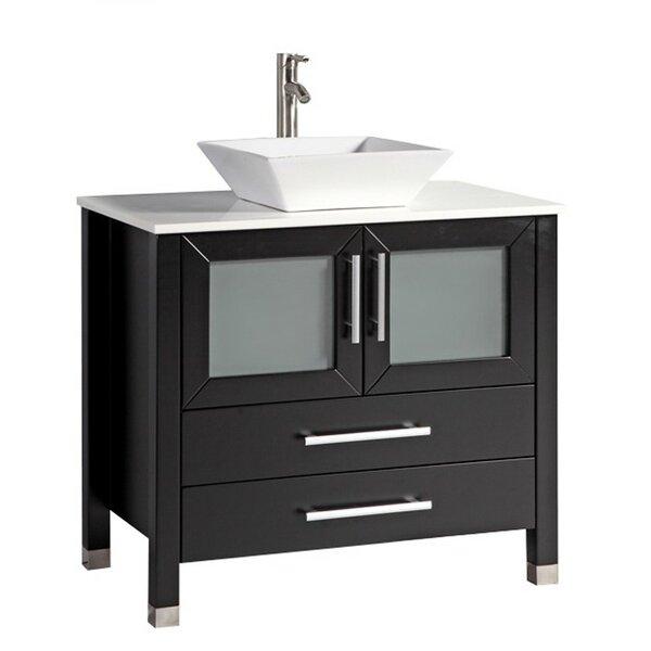 Govea Modern 36 Single Bathroom Vanity Set by Ivy Bronx
