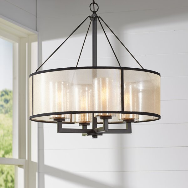 Dailey 4-Light Chandelier by Brayden Studio