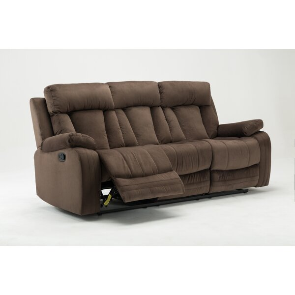 Ullery Living Room Reclining Sofa by Winston Porter