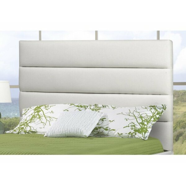 Dufferin Upholstered Panel Headboard by Brayden Studio