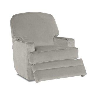 Compare & Buy Bridger Glider Swivel Recliner ByWayfair Custom Upholstery™