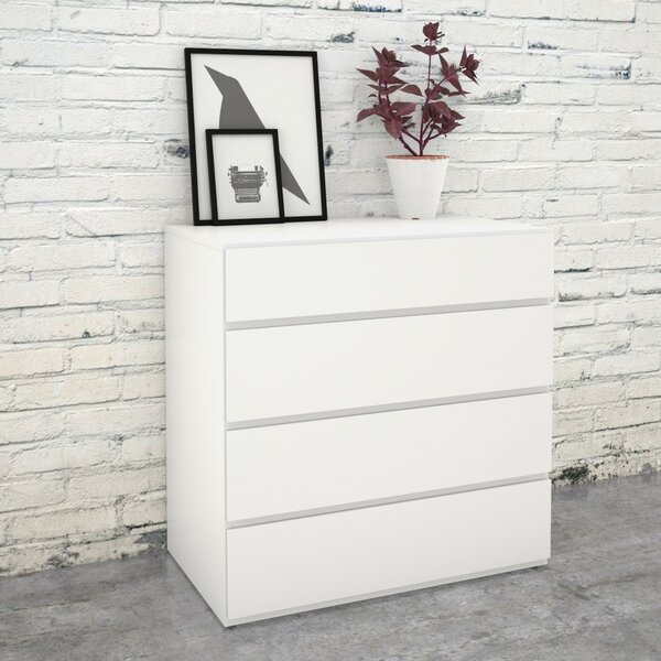 Bowlin 4 Drawer Bachelors Chest by Isabelle & Max