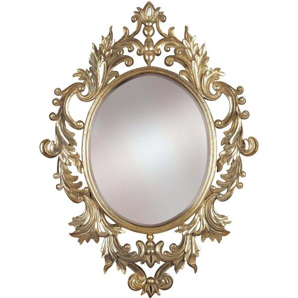 Mazzarella Accent Mirror by House of Hampton