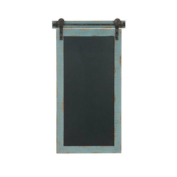 Vertical Chalkboard by Cole & Grey