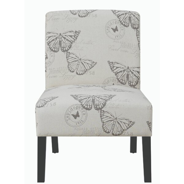 Keating Upholstered Side Chair by One Allium Way