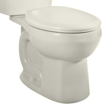 Dual Flush Round Toilet Bowl by American Standard