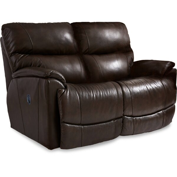 Trouper Reclining 62'' Pillow Top Arm Loveseat By La-Z-Boy