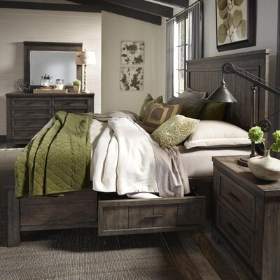 Farmhouse Amp Rustic King Headboards Birch Lane