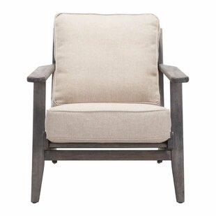 Aarav Katie Lounge Armchair by Bungalow Rose