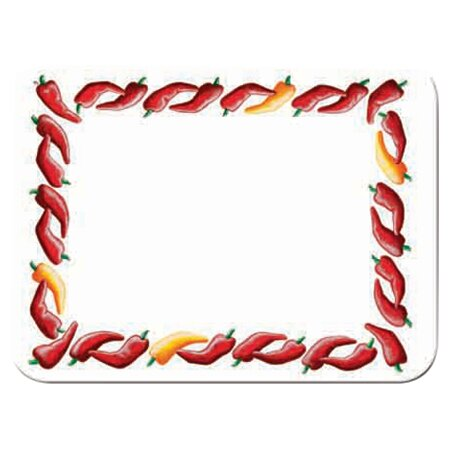 Tuftop Chili Peppers Cutting Board by McGowan